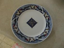 Oneida Snow Valley salad  plate (B) 1 available - $3.91