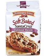 Pepperidge Farm Soft Baked Cookies, Santa Cruz Oatmeal Raisin, 8.6 ounce... - $39.99