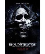 The Final Destination 27 x 40 Original Movie Poster 2009 - $12.95