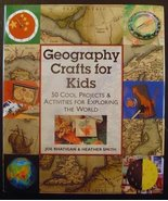 Geography Crafts for Kids: 50 Cool Projects & Activities for Exploring t... - $13.84
