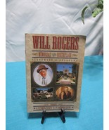Will Rogers Memorial & Birthplace Pictorial Tribute Book - $19.82