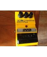 Vintage DOD FX50-B Guitar Overdrive Plus Effect... - $39.99