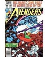 The Avengers 199 [Comic] by Marvel Comics - $3.69