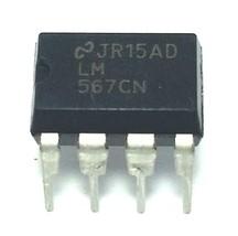 10PCS Texas Instruments LM567CN LM567 Tone Decoder DIP-8 - New IC - $9.98