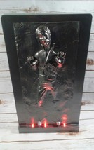 DISNEY STAR WARS HAN SOLO IN CARBONITE BIG 18 inches x 10 1/2 inches - $818.99