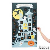 Halloween Countdown Calendar - $50.99