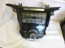 13 2013 Honda Odyssey Radio CD Player & Theft Code 39101-TK8-A532 2AU0 VII43 - $148.65