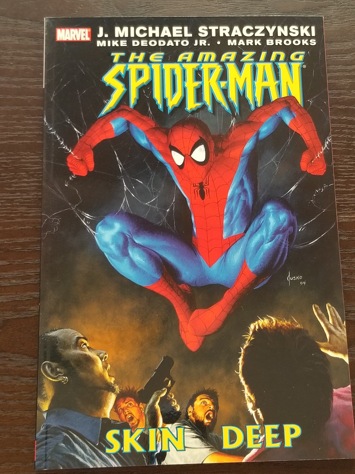 The Amazing Spider-man: Skin Deep Vol 9 Softcover Graphic Novel