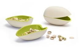 Table Decor serving bowls nuts olives Design as Giant Pistachio Home kit... - €20,38 EUR