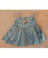 NEW Build A Bear Clothes Disney Cinderella Dress Blue NWT - $29.99