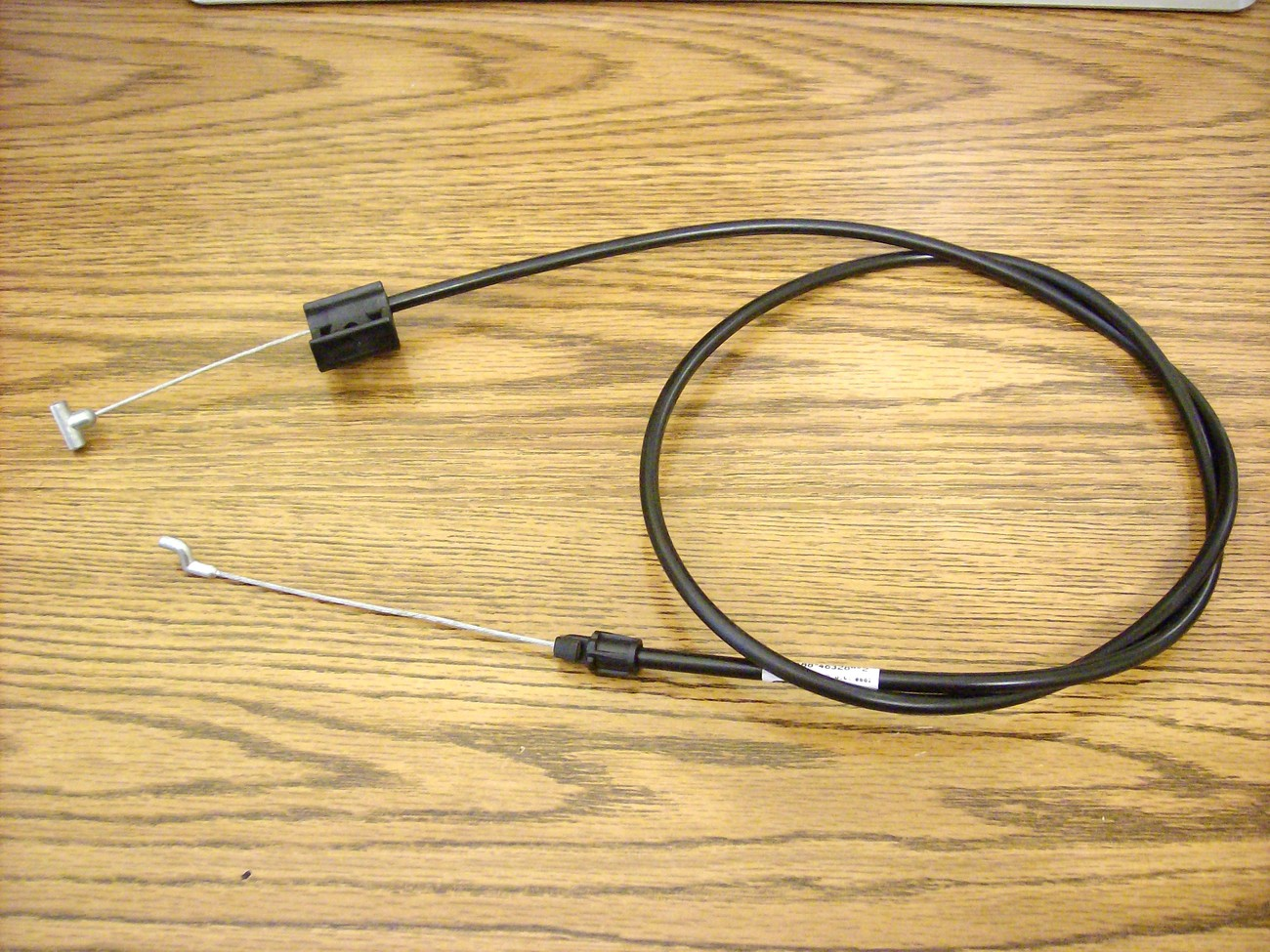 Murray lawn mower engine stop kill run control cable 43881, 43734