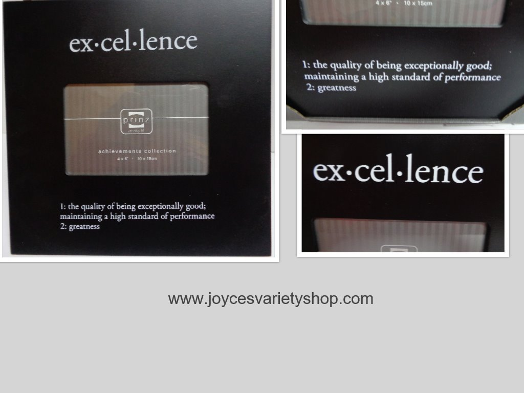 Excellence photo frame collage