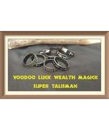 10 MILLION DOLLAR LUCK WEALTH WIN LUXURY RICHES VOODOO MAGICK TALISMAN HAUNTED   - $30.00