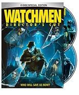 Watchmen (Director's Cut) w/Lenticular slip DVD - $1.70