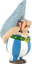 Obelix plastic Menhir figurine money bank Plastoy Official Asterix collection image 3