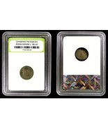 1 SLABBED ROMAN CONSTANTINE THE GREAT ANCIENT COINS c.300 A   - $20.00