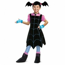 Disguise Disney Vampirina Vampiro de Lujo Niño Niños Disfraz Halloween 6... - $41.98