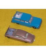 Lesney Toys Of Yesteryears  Jaguar MK 10 And Studebaker Lark Wagonaire  - $20.00