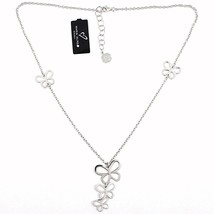 Necklace Silver 925, Family Butterflies Hanging, by Maria Ielpo , Made in Italy image 1