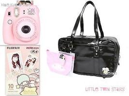 Instax Mini 8 Little Twin Stars Camera +10 Film... - $197.01