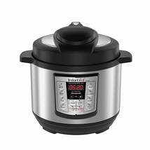 Instant Pot LUX-MINI 6-in-1 Electric Pressure Cooker, 3 Slow, 3 quart, S... - $111.44