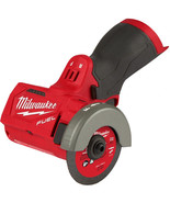 "Milwaukee 2522-20 New M12 3"" Cut Off Tool Grinder (Bare Tool Only) - $109.99"