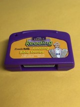 Leap Frog LeapPad Zonderkids Amazing Bible Stories / Leap 1 Reading ~ Ca... - $7.61