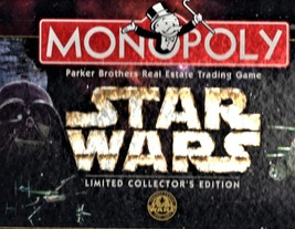 Monolopy Star Wars - Limited Collector's Edition - $18.90