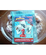 NEW Oversize Jumbo Childrens Playing Cards Spiderman Marvel Comics Toy a... - $5.55