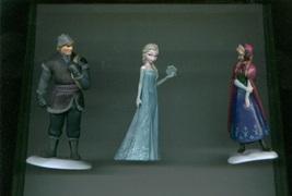Walt Disney FROZEN PVC figures ELSA/Anna/OLAF/Hans/KRISTOFF/Sven - $30.00