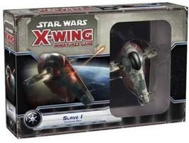 Star Wars: X-Wing - Slave I - $19.55