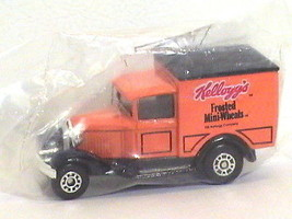 Matchbox Ford Model A Kellogg's Cereal Delivery Truck Frosted Mini Wheat... - $4.50