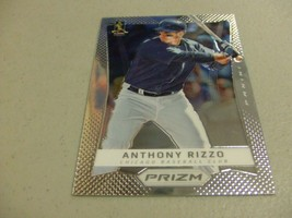 2012 Panini Prizm #28 Anthony Rizzo -Chicago Cubs- - $3.12
