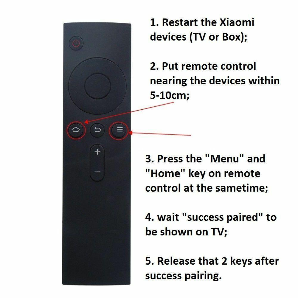 Bluetooth Remote Control Xiaomi Mi Box Mi TV and 20 similar items