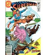 DC Comics Superman -October 1982 #376 - $3.90