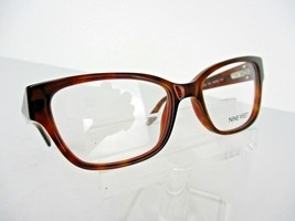 Nine West NW 5105 (223) Honey Tortoise 48 x 16 135 mm PETITE Eyeglass Frame - $51.96