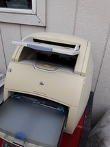 Hp laserjet 1200 with scanner accessory - $110.00