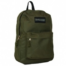 "Backpack NWT Trailmaker 17"" Green - $8.99"