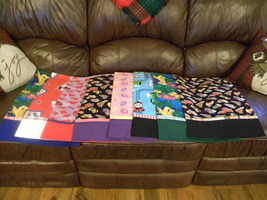 Travel/lounge pillow cases - $5.00