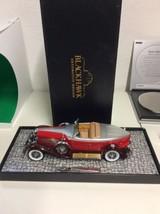 Minichamps 107150430 1/18 Duesenberg Model J Torpedo Convertible Coupe 1929 Red - $139.95
