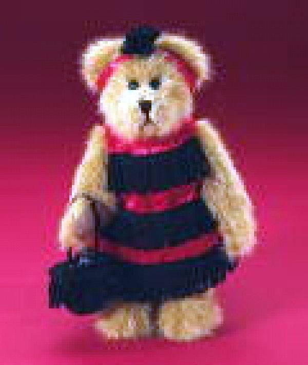 """Boyds Bears """"Bailey""""  8"""" Plush Bear #9199-31 -  NWT - 2008- Retired"""