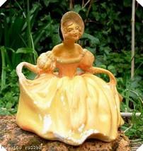 c1920 Wade cellulose figurine Curtsey Jessie Va... - $133.58