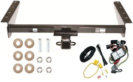 1993 Jeep Grand Cherokee Trailer Tow Hitch W/ Wiring Kit ~ No Drill ~ Fast Shipp - $209.70