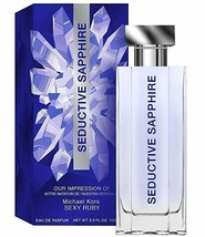 Seductive Sapphire by Preferred Fragrance 3.4 .oz, Eau De Parfum Spray - $9.89