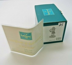 WDCC Nephew Duck Good Scouts A Real Trooper Box & COA Only! 4007936 - $15.00