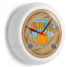 Ny New York Knicks Basketball Team Logo Wall Clock Man Cave Boys Room Home Decor - $21.05