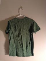 Aeropostale Women's Size XS T-Shirt Medium Lime Green Short-Sleeve Graphic Tee image 2