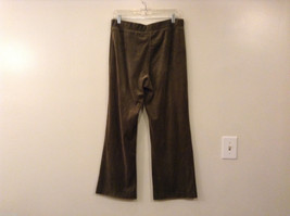 Womes Jones New York Signature Olive Green Spot Hoodie and Pants Set Size M/L image 5