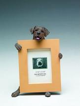 """LABRADOR RETRIEVER (CHOCOLATE) DOG PHOTO PICTURE FRAME FIGURINE 2-1/2"""" X... - $14.95"""