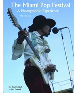 The Miami Pop Festival : A Photographic Experience May 18th 1968 by Ken... - $29.00